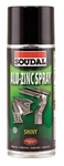Soudal Alu-Zinc spray, spuitbus 400ml - 119714