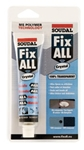 Soudal Fix All Crystal glashelder, tube 80ml.
