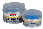 Soudal Celluplast rood, pot 750gr - 103430