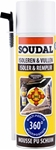 Soudal Multi position 360° PU schuim, bus 500ml - 101344