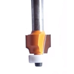 CMT Holle radiusfrees Ø 16.7mm in HW met Delrin® lager, radius 2mm, schacht Ø 6mm, lengte 52.5mm