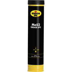 400gr. patroon Kroon-Oil Mos2 Grease EP 2